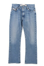 Vintage Diesel Industry Denim Division Jeans Faded 90s W30 L31 Ice Blue - J39...