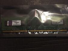 8 GB HP KTH9600C/8G 8 GB DDR3 1600 MHz de Kingston sin ECC Memoria Ram Memoria de escritorio