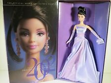 NIB BARBIE DOLL 2001 TWILIGHT GALA 2002 MEMBERS CHOICE COLLECTOR CLUB