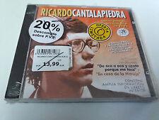 """RICARDO """"CANTA LA PIEDRA"""" CD 23 TRACKS PRECINTADO SEALED RAMA LAMA TODAS SUS GRA"""