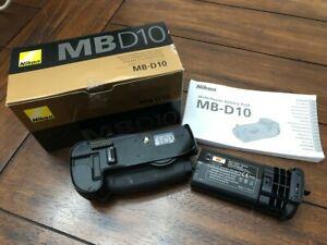 Nikon mb-d10 battery grip - Used but in good condition