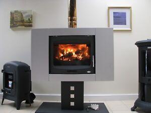 Godin Le Vulcania  10.5kW Woodburning stove