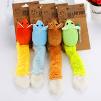 1 Pc Pet Cat Toy Teaser Long Tail Mouse with Catnip Mint Scratching Chew 4 Color