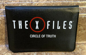 The X-Files Circle of Truth Card Game New