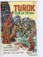 Turok Son of Stone #70 Gold Key Pub 1970