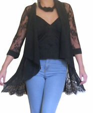 Lace Machine Washable Floral Regular Jumpers & Cardigans for Women