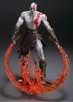 NECA God of War 2 Action Figure Collection Toy Gift Kratos fire Chaos Blade