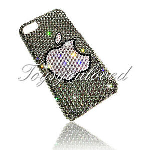 Apple Crystal BLING BACK CASE FOR IPHONE 11 PRO MAX Made with SWAROVSKI Crystals