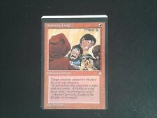 1X Imposin Visage - Ice Age - * MISCUT Blank Card TOP * FREE SHIP OVER $10