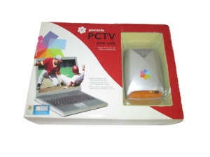 Pinnacle PC TV Pro USB Tuner For PC Sealed Computer Television