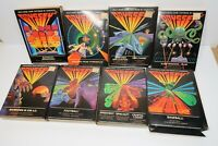 Vintage Magnavox Odyssey 2 Video Game Lot of 8 In Box