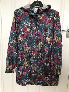 Joules Waterproof Coat, Immaculate, Size 10