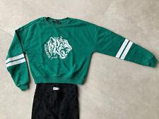 Girl's Clothing Set- Sweatshirt & Jeggings- Age 12-13yrs