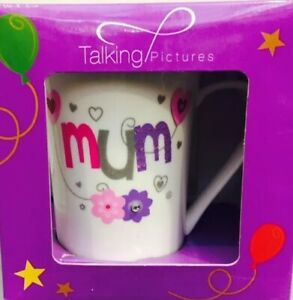 MUM MUG BY TALKING PICTURES BRAND NEW BOXED