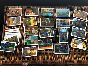 Toy Story Panini Sticker Set 97 Stickers Great Condition