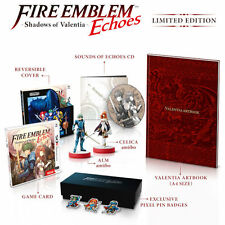 Fire Emblem Echoes: Shadows of VALENTIA limited collectors edition Nintendo 3 DS