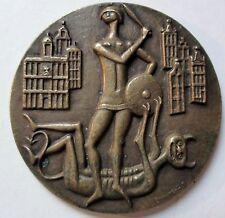 Niederlande - Vakantiecursus 1957 - Medaille - Emonds - RAR - (M46