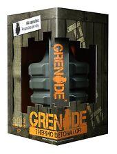 Grenade Thermo Detonator Quemador De Grasa 44 Cápsulas Rápido y