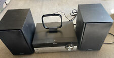 New listing Sony Hcd-Sbt100 Bluetooth Micro Music System & Speakers (Tested & Working) Clean