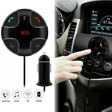 Wireless Car FM Transmitter MP3  Player Hands free Radio Adapter Kit USB Charger