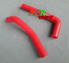 for Yamaha YFZ450 YFZ 450 2004 2005 2006 2007 2008 silicone radiator hose red