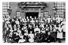 pt8462 - Denaby Main Colliery School near Doncaster , Yorkshire - photograph 6x4