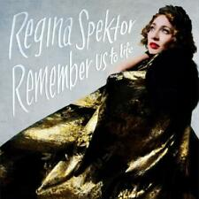 Regina Spektor: Remeber Us To Life (2LP CLEAR D2C) ~LP vinyl *SEALED*~