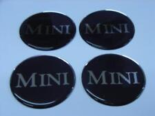 50mm Alloy Wheel Center Centre Badges (M4-C)