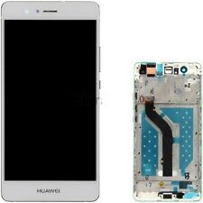 DISPLAY LCD + TOUCH SCREEN + FRAME ASSEMBLATO HUAWEI P9 LITE COMPLETO BIANCO