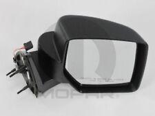 NEW GENUINE MOPAR RIGHT DOOR MIRROR DODGE NITRO 3.7L 4.0L V6 '08-'10 55157188AI