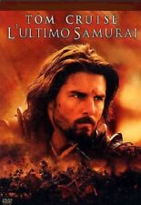 L'ULTIMO SAMURAI (DVD) CON TOM CRUISE - NUOVO, ITALIANO, ORIGINALE