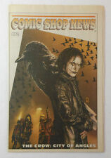 1996 Comic Shop News #472 ~ THE CROW: CITY OF ANGELS cover