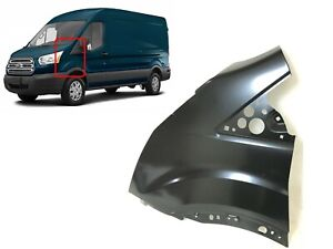 For 2015-2019 Ford Transit Left Front Fender Panel 150 250 350 350HD Driver Side
