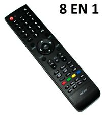 MANDO A DISTANCIA UNIVERSAL 8 EN 1 - TV SONY SAMSUNG AIWA HITACHI JBL JVC HIFI