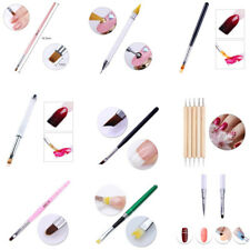Nail Art UV Gel Liner Painting Pen Brushes Art Pens  Tools Nails Drawing