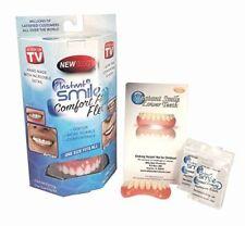 Instant Smile Comfort Fit Flex Teeth Cosmetic Veneer One Size Fits PLUS