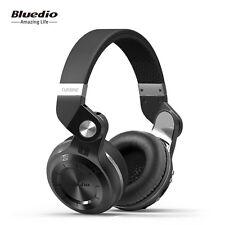 Bluedio T2 Plus auriculares Bluetooth inalambricos ranura micro SD y radio FM