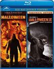 New HORROR DOUBLE FEATURE BluRAY- HALLOWEEN + HALLOWEEN 2 - ROB ZOMBIE , MALCOLM