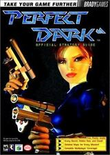 Perfect Dark Official Strategy Guide, Bogenn, Tim, Acceptable Book
