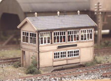 GWR Wooden Signal Box Kit - N gauge Ratio 223