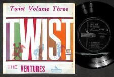 "The Ventures Twist Dance Music Rare Australia 7"" 45 rpm EP EEP1637"