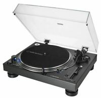 Audio Technica Professional DJ Turntable + 33 45 78 rpm Record Player Turn Table