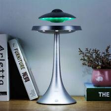 Magnetic Levitating Floating Bluetooth UFO Speaker with Led light Creative Gift