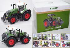Wiking 077345 Fendt 828 Vario Traktor (2014), 1:32, 1st Edition, Werbeschachtel
