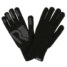 REGATTA BALIX WATERPROOF GLOVES - BLACK RMG002