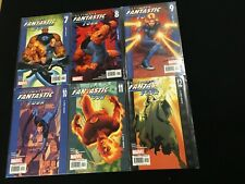 Ultimate Fantastic Four Vol.1 # 7,8,9,10,11,12 - Doom