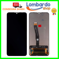 DISPLAY LCD VETRINO TOUCH SCREEN PER HUAWEI P SMART 2019 POT-LX1 POT-LX2 AL00