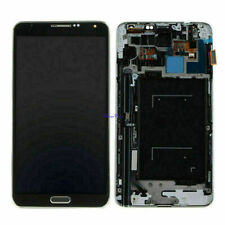 For Samsung Galaxy NOTE 3 N9005 LCD Touch Screen Digitizer Replacement + Frame