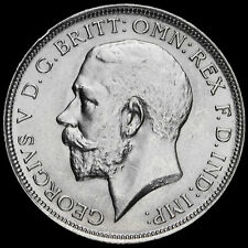 More details for 1919 george v silver florin, a/unc