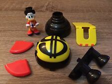 Topolino Walt Disney Parti Navicella Starship Quack Paperino Paperone Gadget